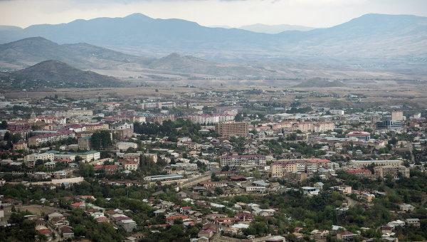 Нагорный Карабах. Архивное фото
