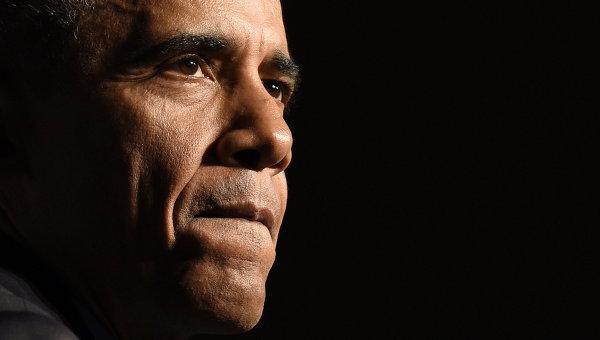 Президент США Барак Обама. 2015 год. Архивное фото