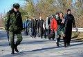 Обмен пленными в ЛНР