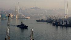Тихоокеанский флот. Архивное фото