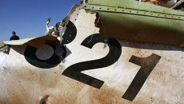 Впамять ожертвах авиакатастрофы над Синаем вЛенобласти установят «поющие трубы»