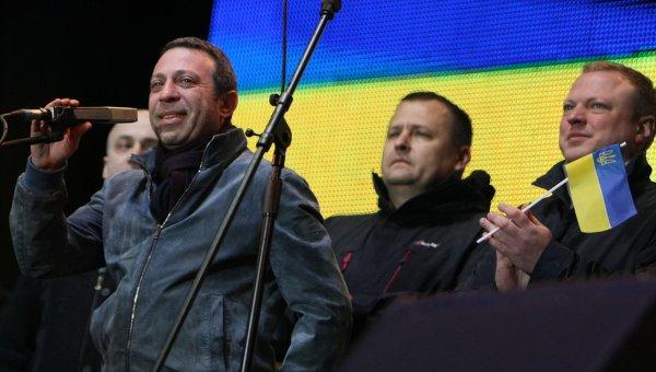 Бывший заместитель губернатора Днепропетровска Геннадий Корбан. Архивное фото