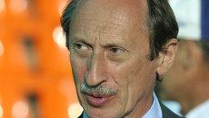 Президент Всероссийской федерации легкой атлетики Валентин Балахничев. Архивное фото