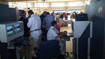 Аэропорт Шарм-эш-Шейха, архивное фото