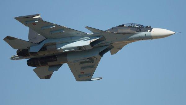 Самолет Су-30СМ, Архивное фото