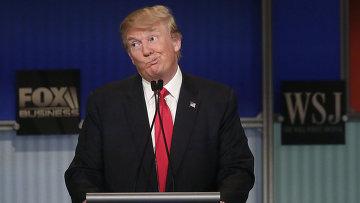 Республиканский кандидат в президенты Дональд Трамп. Архивное фото