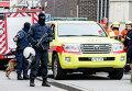 Спецоперация в районе Моленбек в Брюсселе