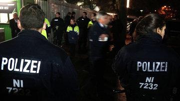 Полиция Ганновера