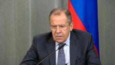 Лавров приравнял теракт на борту Airbus А321 к нападению на Россию