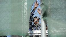 Беженцы на острове Лесбос в Греции. Архивное фото