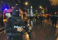 На месте взрыва автобуса в центре Туниса