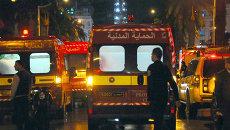 Скорая помощь в Тунисе. Архивное фото