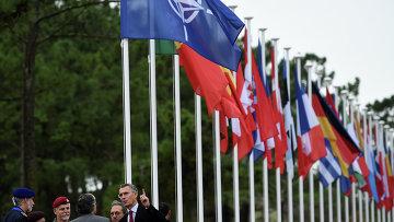 Генсек НАТО Йенс Столтенберг. Архивное фото