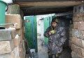"""Военнослужащие Народной милиции ЛНР (бригада """"Призрак"""") на позициях в поселке Донецкий на линии соприкосновения"""
