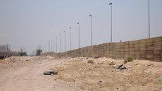 Мексиканская граница. Архивное фото