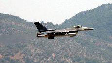 F-16 turchi Air Force.  foto d'archivio