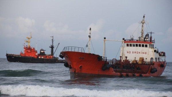 Капитана танкера, ставшего предпосылкой экологической катастрофы наСахалине, вскоре будут судить