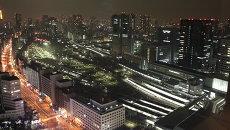 Вид Токио. Архивное фото