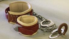 Кандалы в Гуантанамо, архивное фото