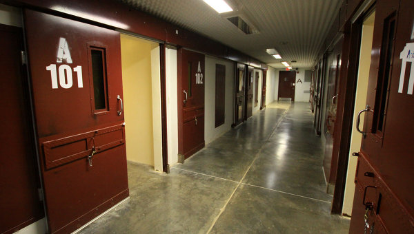 Тюрьма в США, архивное фото