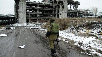 Аэропорт Донецка. Архивное фото
