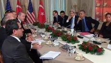 Хотим избежать напряженных отношений – Эрдоган обсудил с Обамой конфликт с РФ