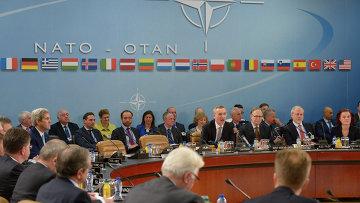 Министры иностранных дел стран НАТО. Архивное фото