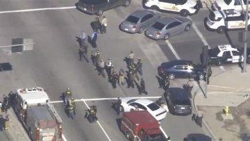 Стрельба в калифорнийском городе Сан-Бернардино