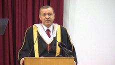 Эрдоган назвал клеветой обвинения в покупке Турцией нефти у террористов ИГ