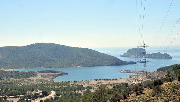 Долина Аккую в Турции, где должна быть построена АЭС. Архивное фото