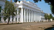 Казанский университет. Архивное фото