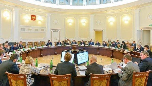 Заседание Совета по открытому образованию в Минобрнауки России