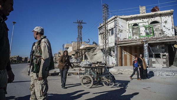 Христианские деревни разрушенные террористами ИГИЛ. Провинция Эль-Хасаке на северо-востоке Сирии.