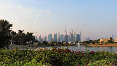 Дубай. Архивное фото