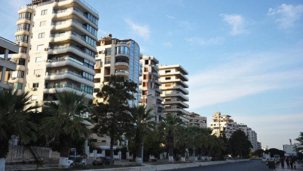 Высотные жилые здания в престижном районе города Латакия Керниш Женуби (Южная набережная)