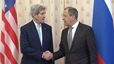 Лавров и Керри сошлись в позициях по борьбе с Исламским государством