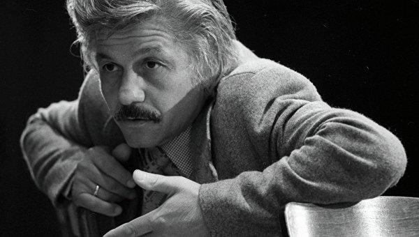 Народный артист СССР Михай Волонтир