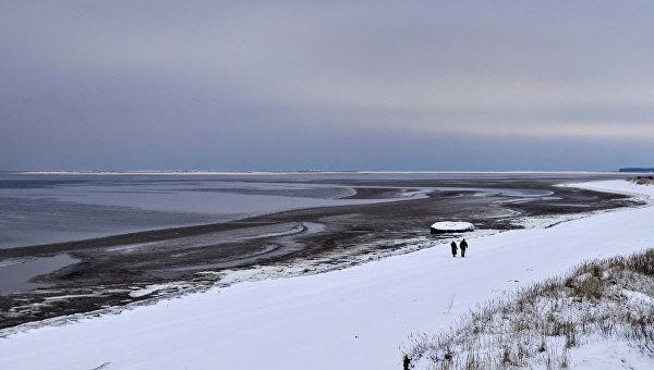 Побережье Белого моря. Архивное фото