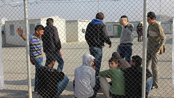 Лагерь сирийских беженцев, Архивное фото