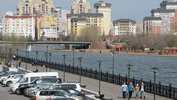 Города мира. Астана. Архив