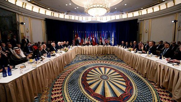 Члены Совета Безопасности ООН в Нью-Йорке. Архивное фото