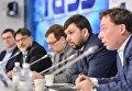 Представитель Донецкой народной республики в контактной группе по урегулированию ситуации на востоке Украины Денис Пушилин
