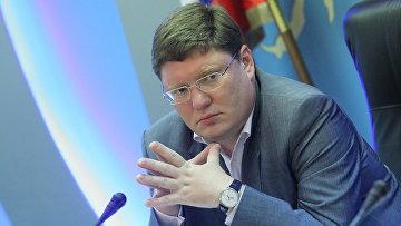 Председатель комитета Государственной Думы РФ по труду, социальной политике и делам ветеранов Андрей Исаев. Архивное фото