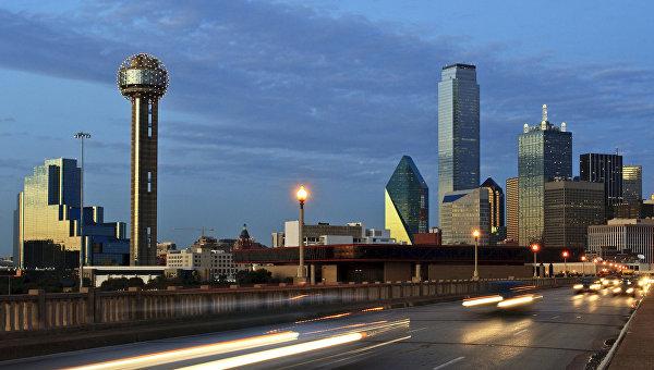 Даллас, штат Техас. Архивное фото