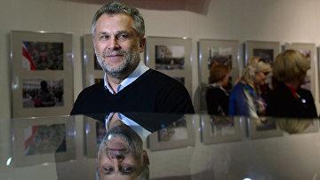 Председатель городского Законодательного собрания Севастополя Алексей Чалый. Архивное фото