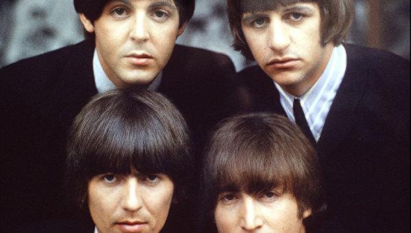 The Beatles. Архивное фото