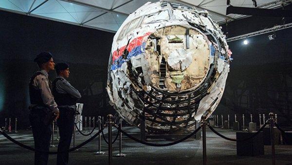 Доклад Совета безопасности Нидерландов по причинам крушения Boeing 777. Архивное фото
