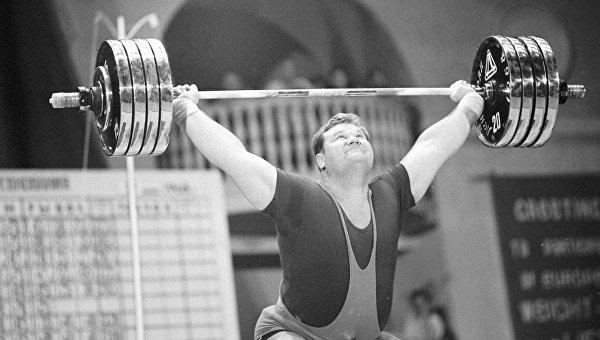 Заслуженный мастер спорта Леонид Жаботинский. Архивное фото