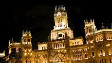 Мадрид. Архивное фото