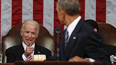 Барак Обама и Джо Байден. Архивное фото